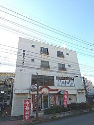 本田マンション1号棟[107号室]の外観