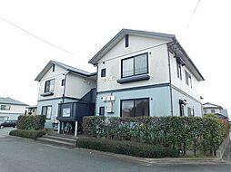 福岡県北九州市八幡西区浅川学園台1の賃貸アパートの外観