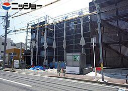 リブリ・砂田橋[3階]の外観