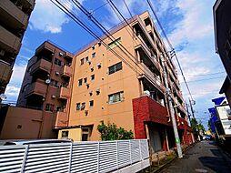 東京都練馬区谷原5丁目の賃貸マンションの外観