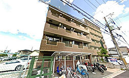 大阪府吹田市東御旅町の賃貸マンションの外観