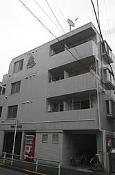 東京都葛飾区お花茶屋2丁目の賃貸マンションの外観