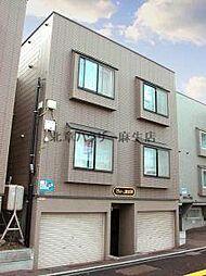 フラット・J麻生B棟[3階]の外観
