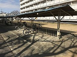 ビレッジハウス[1階]の外観