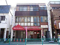 カサフローラ勝田台[3階]の外観