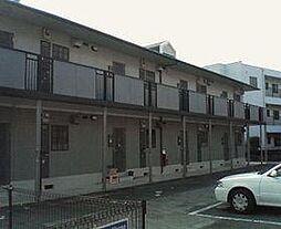 サンガーデン安威 B[1階]の外観