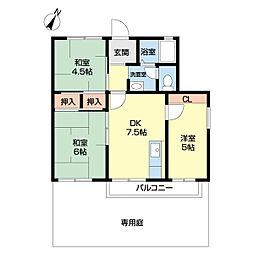 駒込駅 10.7万円