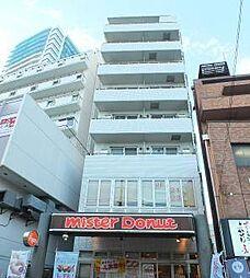東京都中野区東中野4丁目の賃貸マンションの間取り