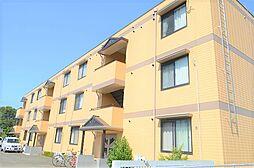 東京都立川市西砂町2丁目の賃貸アパートの外観
