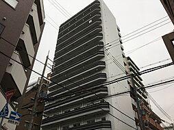 アドバンス神戸ラフィナート[12階]の外観