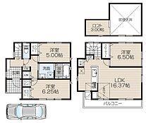 建物面積82.01平米、価格1480万円(税込)