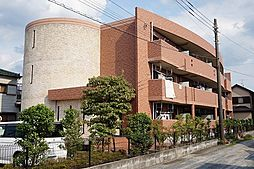 埼玉県春日部市緑町3丁目の賃貸マンションの外観