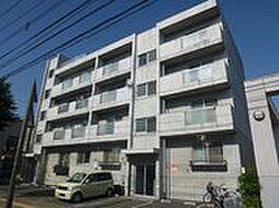 北海道札幌市豊平区豊平九条9丁目の賃貸マンションの外観