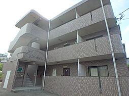 鹿児島県鹿児島市中山の賃貸マンションの外観