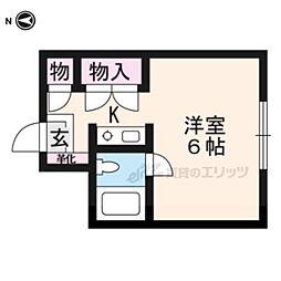 常盤駅 2.5万円
