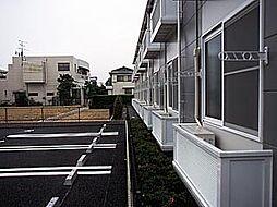 レオパレスラピュタ[203号室]の外観