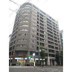 レジディア心斎橋ウエスト[12階]の外観