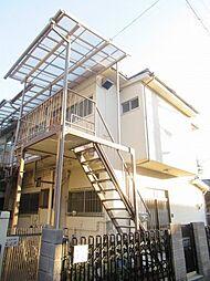 日橋荘[202号室]の外観