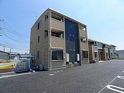 ゆりの木・IIA[0201号室]の外観