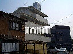 コーポ・モノキャッスル[4階]の外観