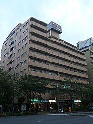 朝日広尾マンション[9階]の外観