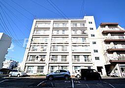 徳島県徳島市新蔵町3丁目の賃貸マンションの外観