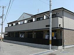 パセオ久米田[101号室]の外観