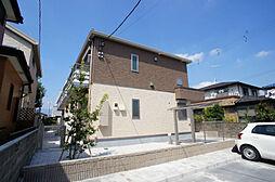 [テラスハウス] 神奈川県海老名市河原口3丁目 の賃貸【神奈川県 / 海老名市】の外観