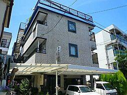 スペーシャス多田[2階]の外観