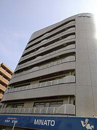 シェポールK&M[4階]の外観