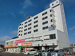 北海道札幌市東区本町二条8丁目の賃貸マンションの外観