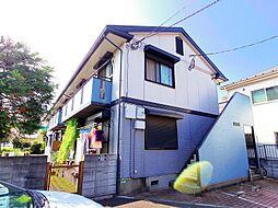 東京都練馬区大泉町4丁目の賃貸アパートの外観