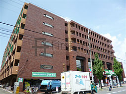 足立ハイツ竹田[7階]の外観