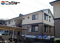 グリーンハイツ土井山 A棟[1階]の外観