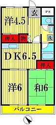 第8泉マンション[505号室]の間取り