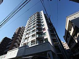 愛知県名古屋市中村区那古野1丁目の賃貸マンションの外観