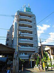 ラフィーヌ帝塚山[4階]の外観