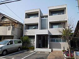 大阪府守口市北斗町の賃貸マンションの外観