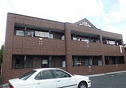 愛知県豊明市栄町南舘の賃貸アパートの外観