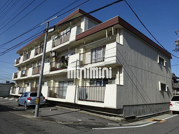 中町田ビル 3階の賃貸【愛知県 / 名古屋市守山区】
