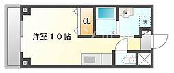 ピュアハイツ[305号室]の間取り