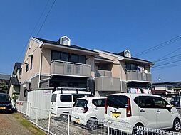 セジュール尾山[2階]の外観
