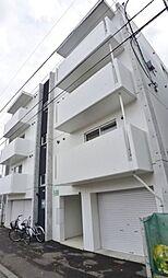 北海道札幌市豊平区月寒東二条7丁目の賃貸マンションの外観