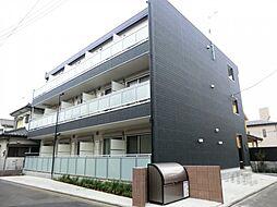 リブリ・上木崎[2階]の外観