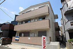 京阪本線 御殿山駅 徒歩7分の賃貸アパート