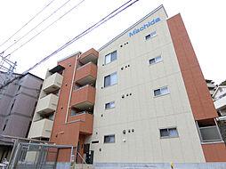 兵庫県神戸市須磨区妙法寺字大津江の賃貸マンションの外観