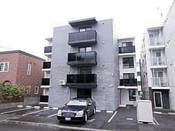 エアフォルク八軒[3階]の外観