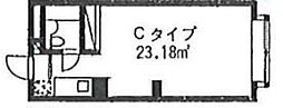 アンビシアス bt[207kk号室]の間取り