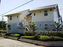 千葉県佐倉市西志津6丁目の賃貸アパートの外観