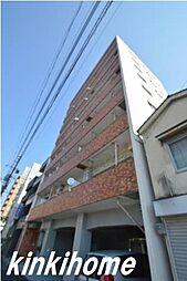 広島県広島市中区住吉町の賃貸マンションの外観